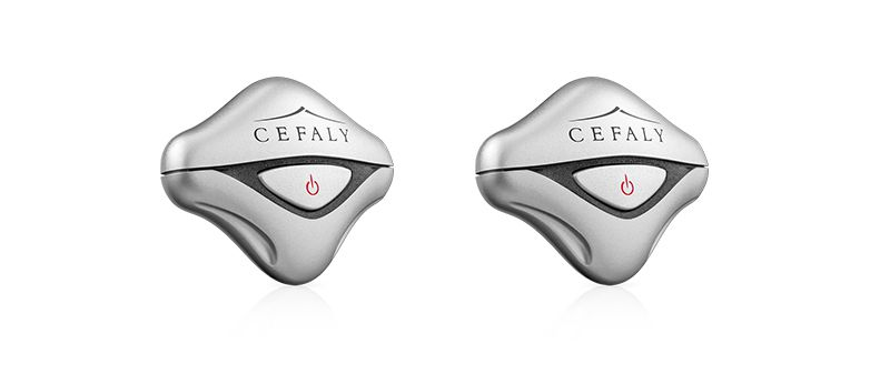 Cefaly device, neurostimulation