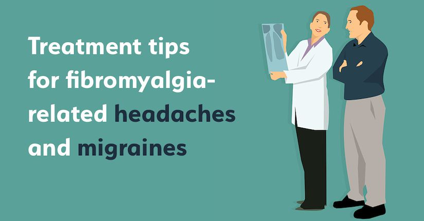 treating fibromyalgia headaches and migraines